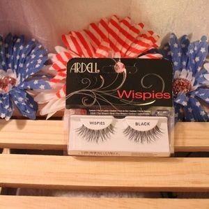NEW Ardell Wispies False Eyelashes Black